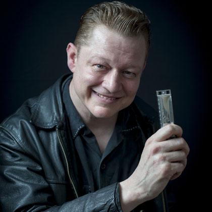 Lee Oskar Harmonicas Teacher Steve Lockwood